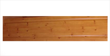 Pine Foil Straight Line Panel